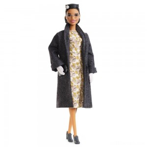 Barbie Signature Inspiring Women Series Rosa Parks Collector Doll - Sale
