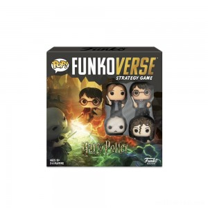 Funkoverse Board Game: Harry Potter #100 Base Set - Sale
