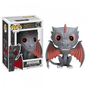Funko POP! Game of Thrones - Drogon Figure - Sale