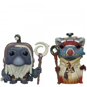 Funko POP! Television: Netflix The Dark Crystal - Age of Resistance - The Wanderer & The Heretic 2pk (Shared NYCC Debut) - Sale