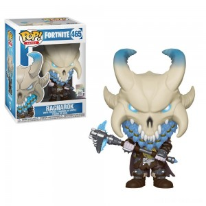Funko POP! Games: Fortnite - Ragnarok - Sale