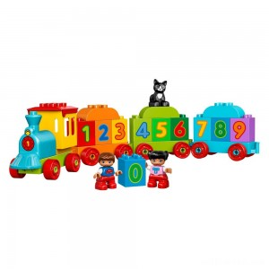 LEGO DUPLO My First Number Train 10847 - Sale
