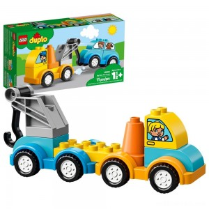 LEGO DUPLO My First Tow Truck 10883 - Sale