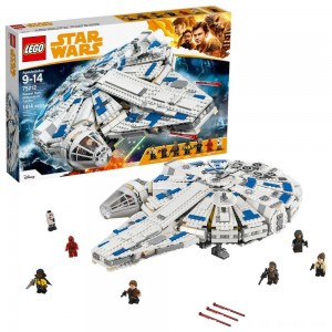 LEGO Star Wars Kessel Run Millennium Falcon 75212 - Sale