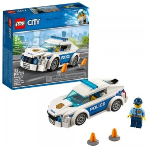 LEGO City Police Patrol Car 60239 - Sale