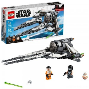 LEGO Star Wars Black Ace TIE Interceptor 75242 - Sale