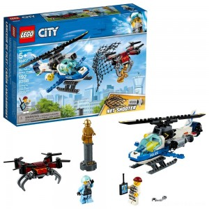 LEGO City Sky Police Drone Chase 60207 - Sale