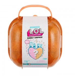 L.O.L. Surprise! Bubbly Surprise with Exclusive Doll and Pet - Orange - Sale